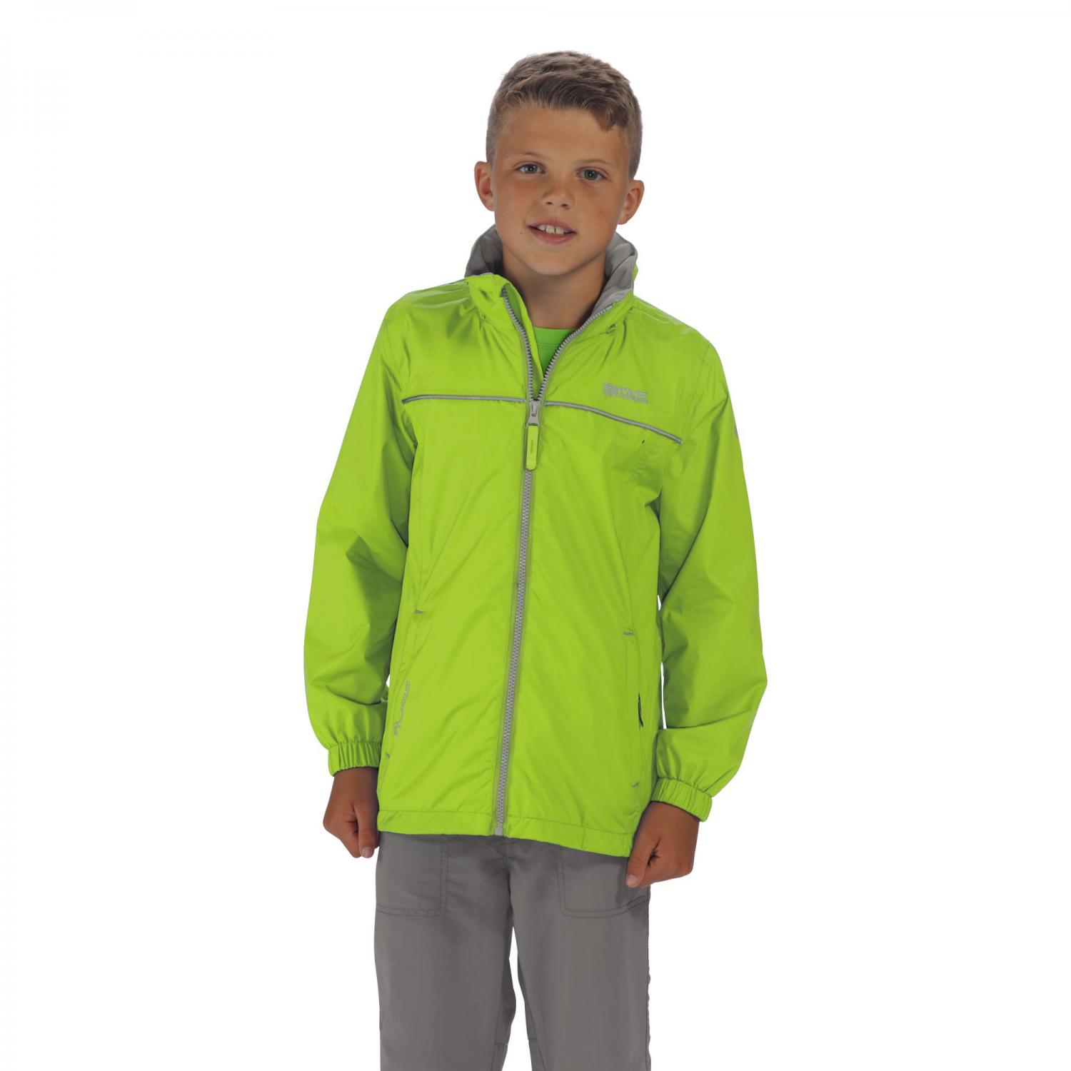 Fieldfare II Jacket Lime Zest