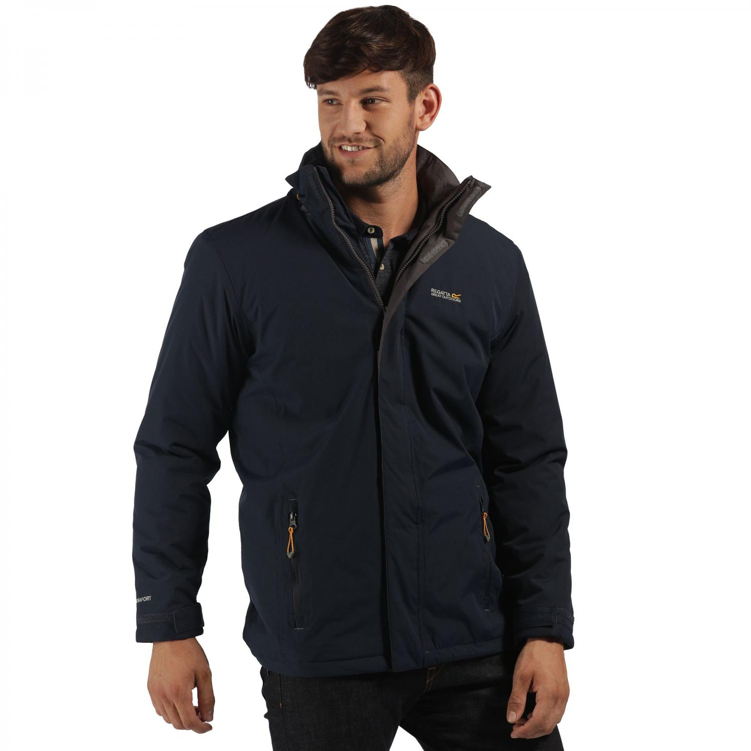 Thornridge Jacket Navy
