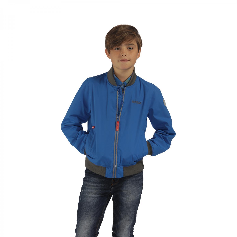 Boys Witton Jacket Oxford Blue