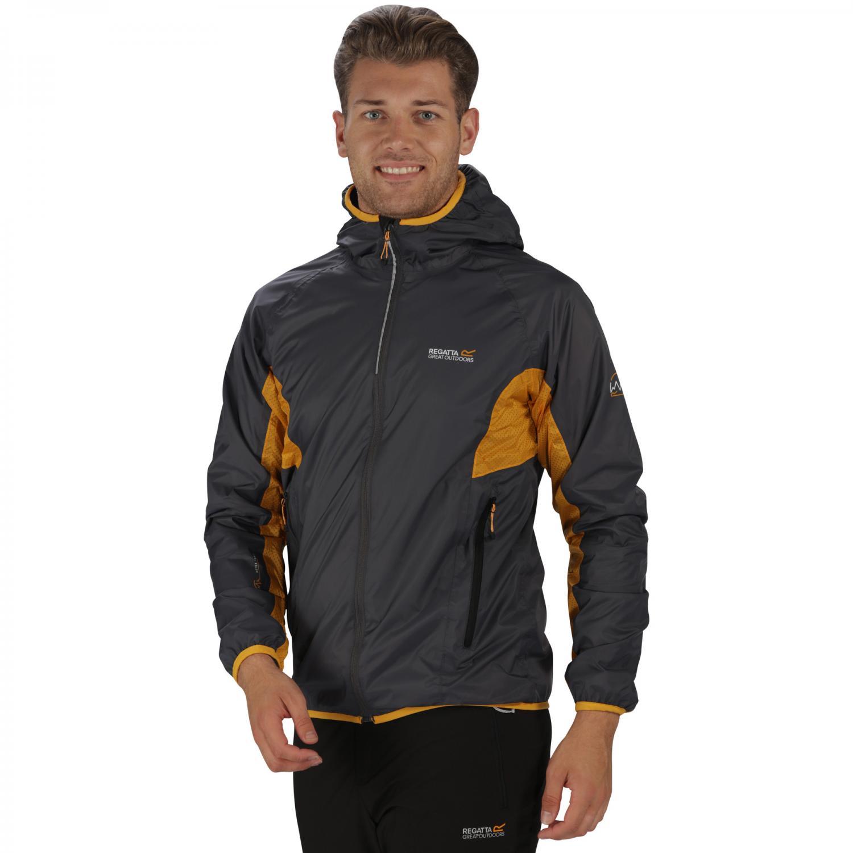 Levin Jacket Seal Grey Gold