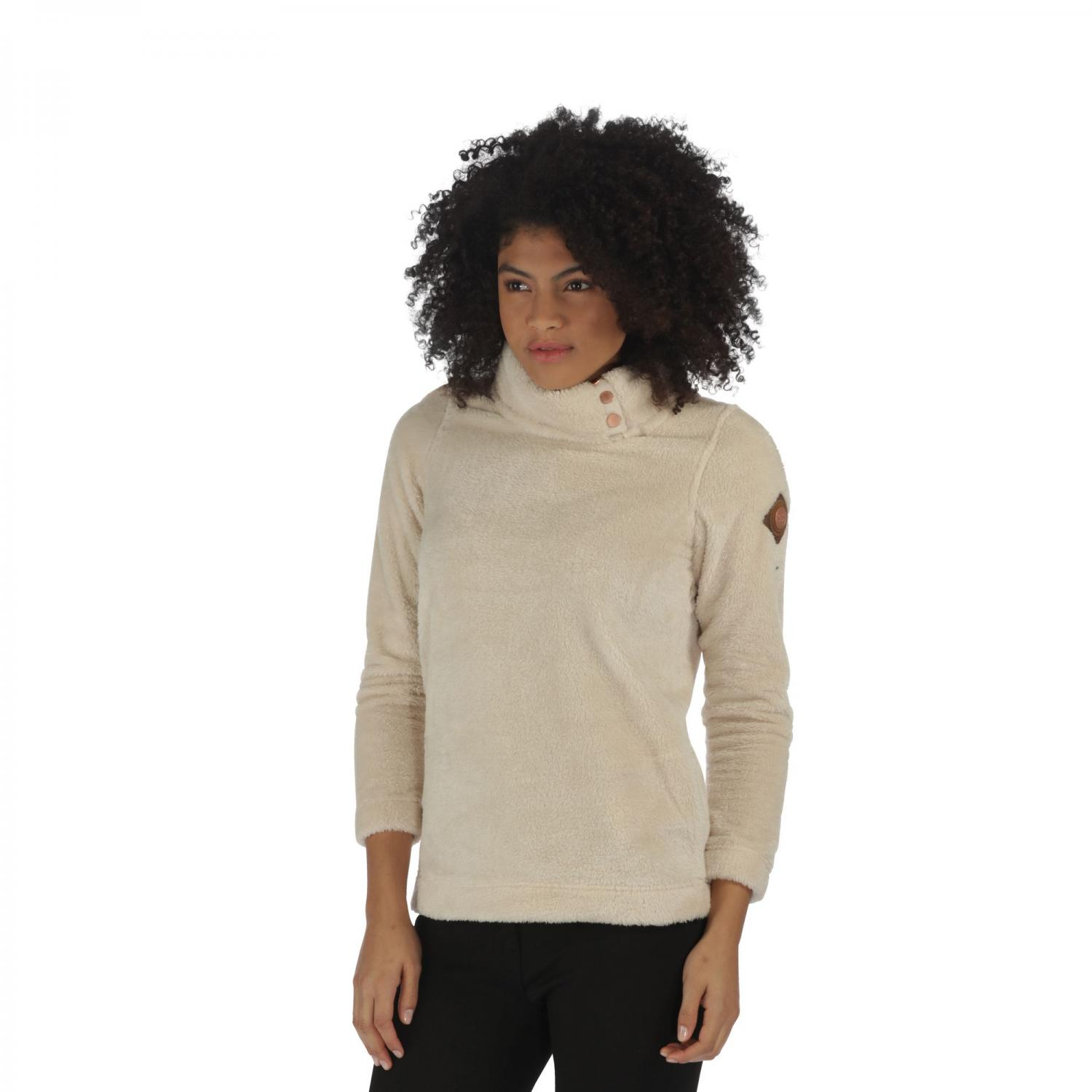 Odella Fleece Light Vanilla