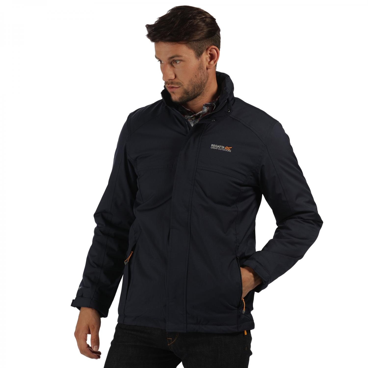 Hackber Jacket Navy