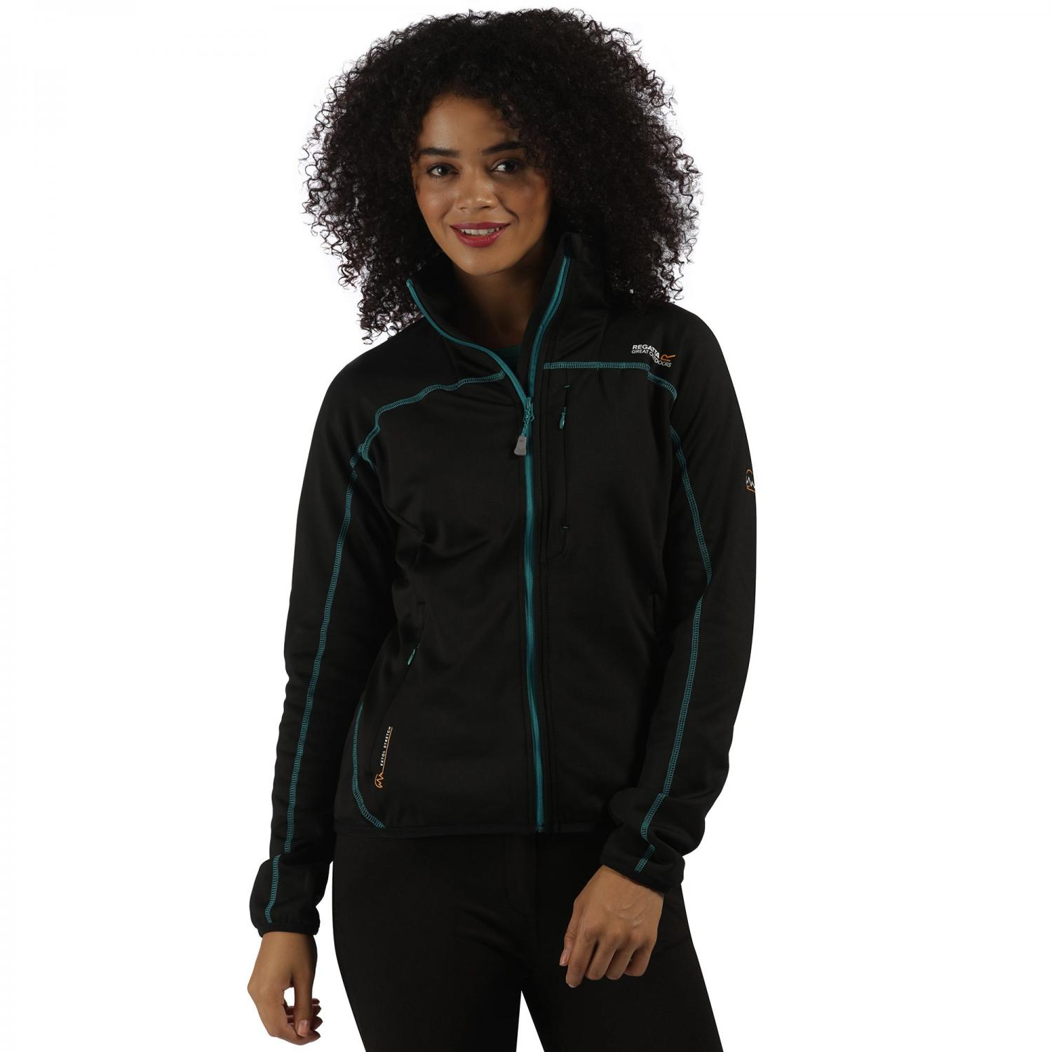 Abney II Softshell Jacket Black