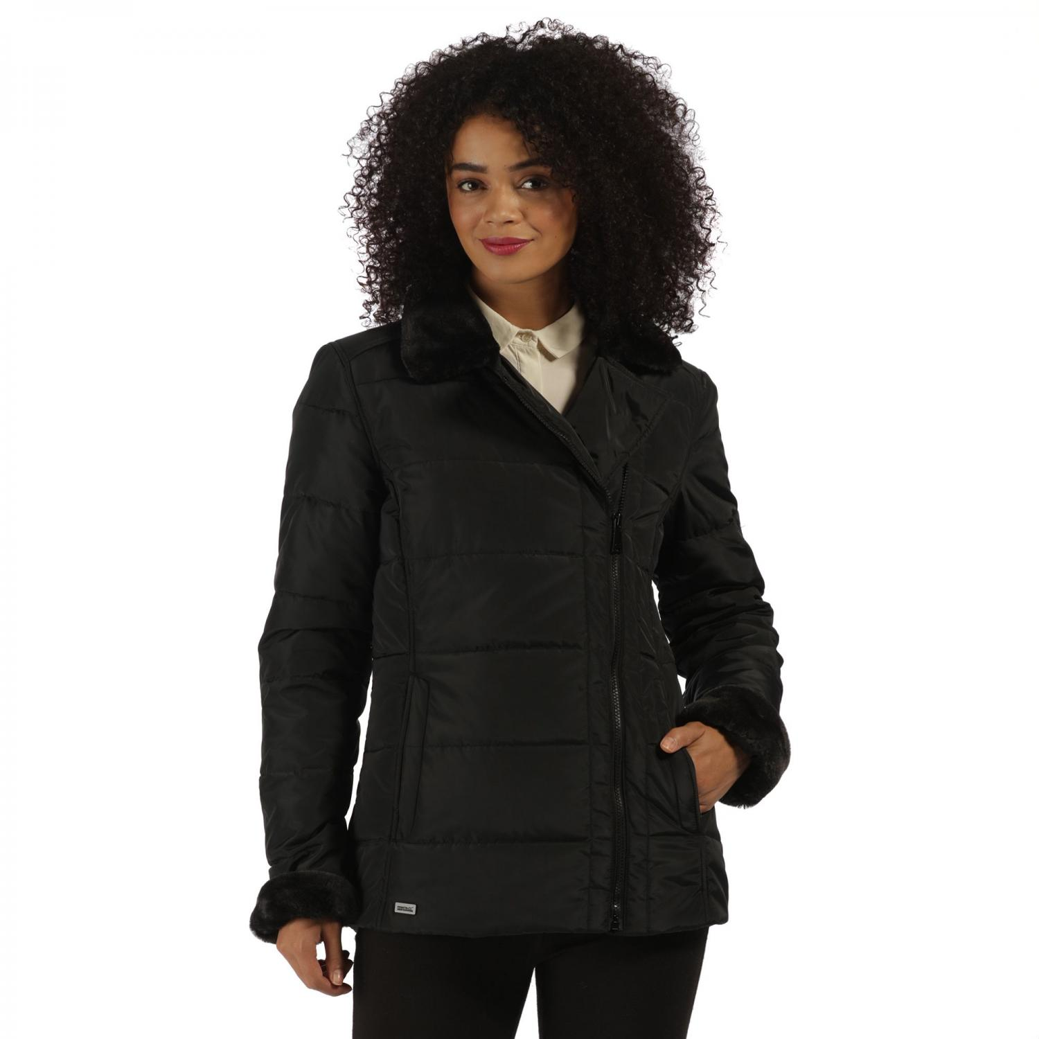 Wren Jacket Black