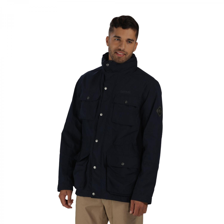 Elwin Jacket Navy