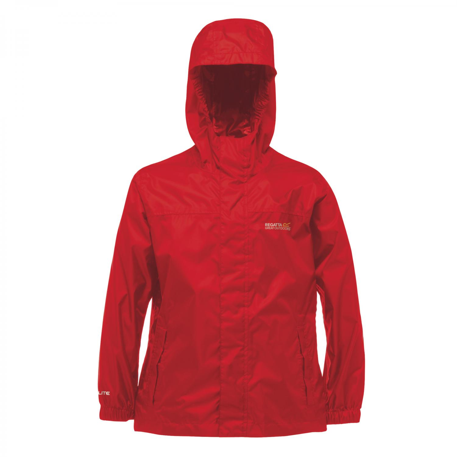 Kids Pack-It Jacket II Pepper