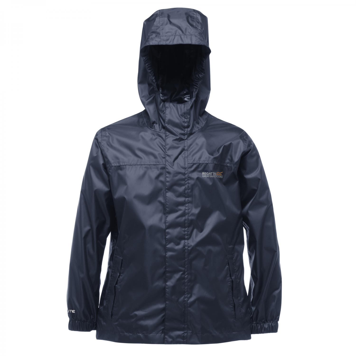 Kids Pack-It Jacket II Midnight