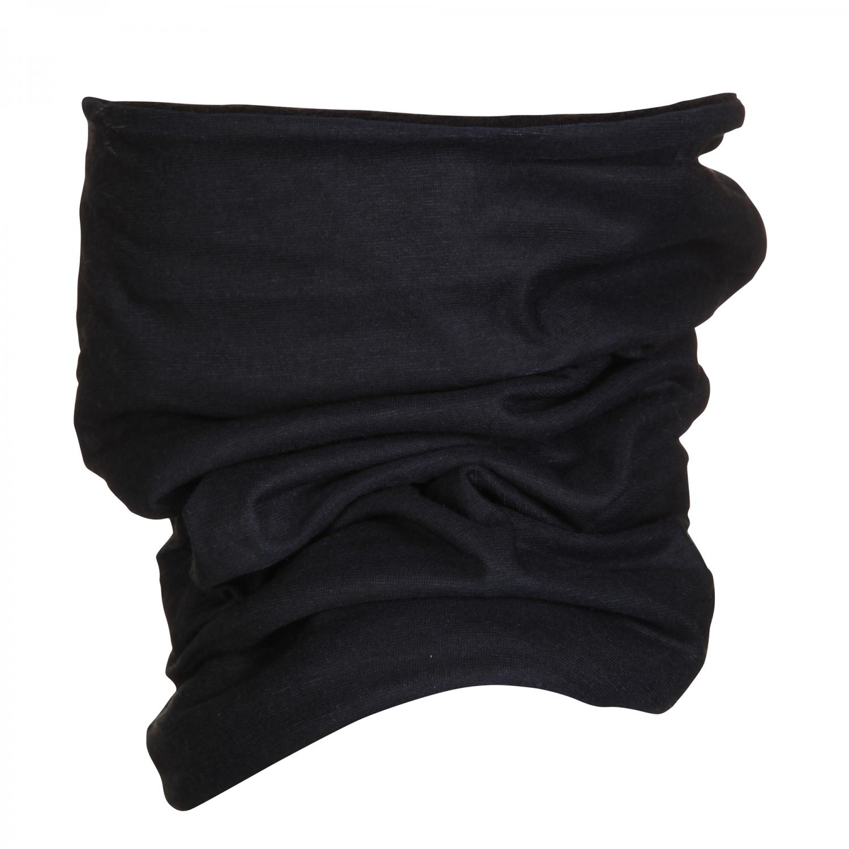 Adults Multitube II Scarf Black