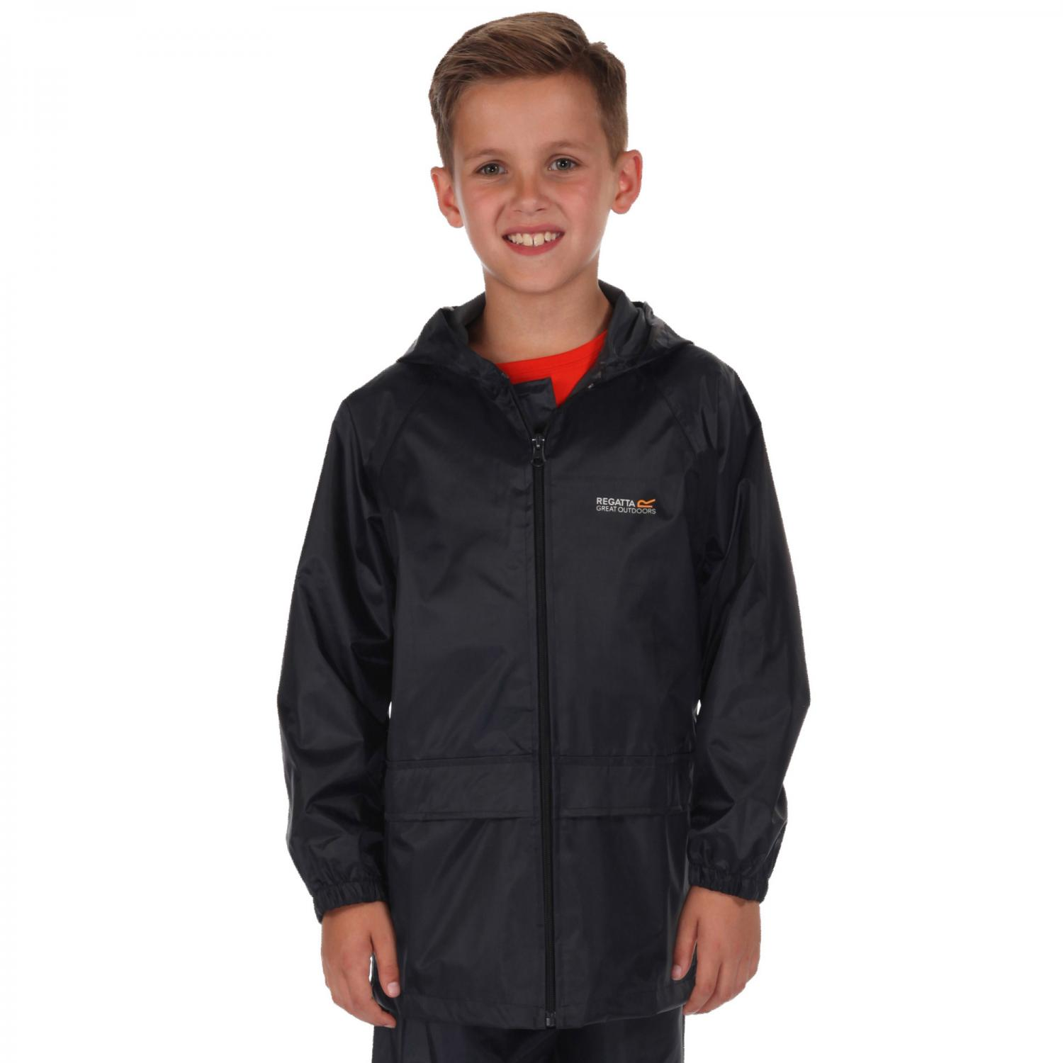 Kids Stormbreak Jacket Navy