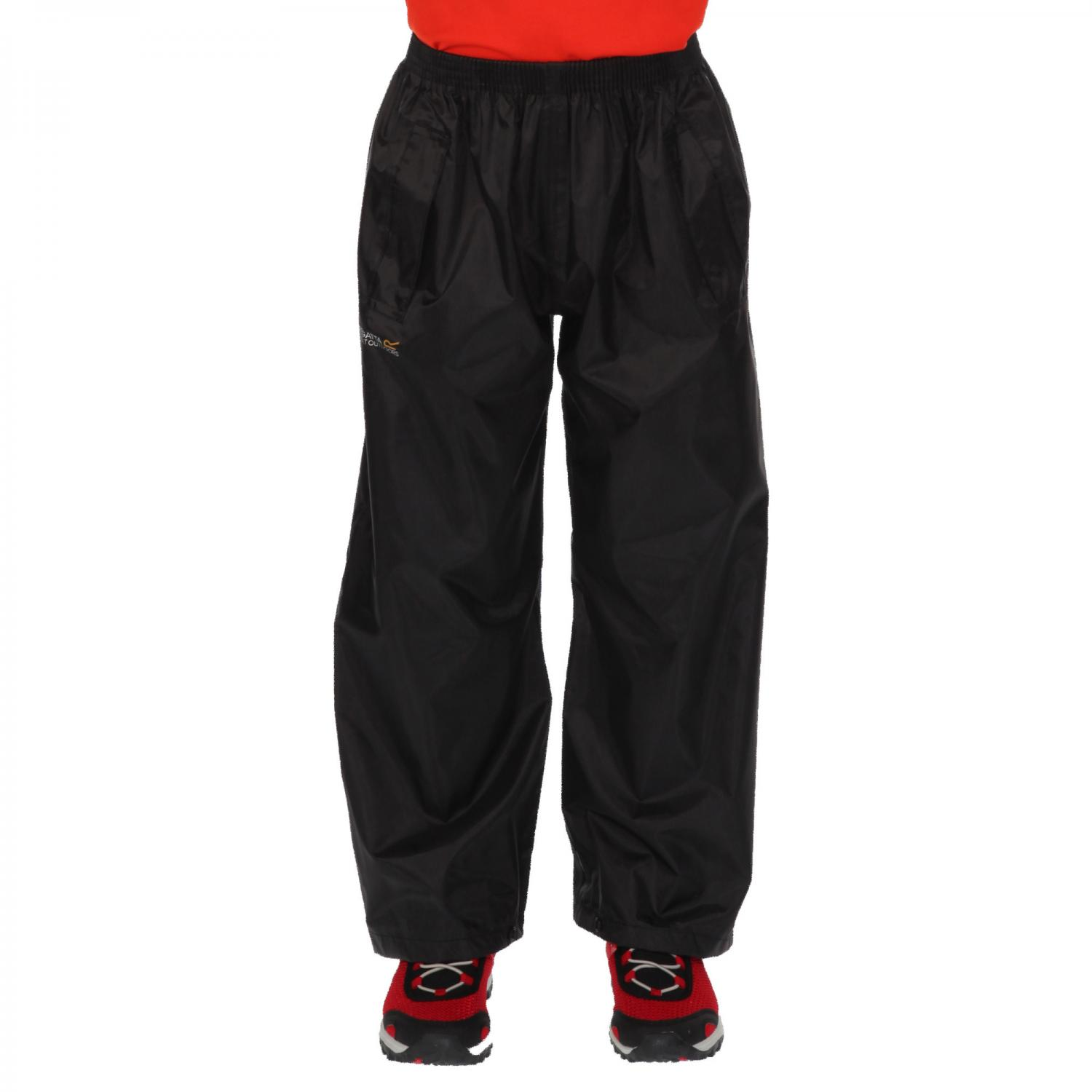 Kids Stormbreak Overtrousers Black