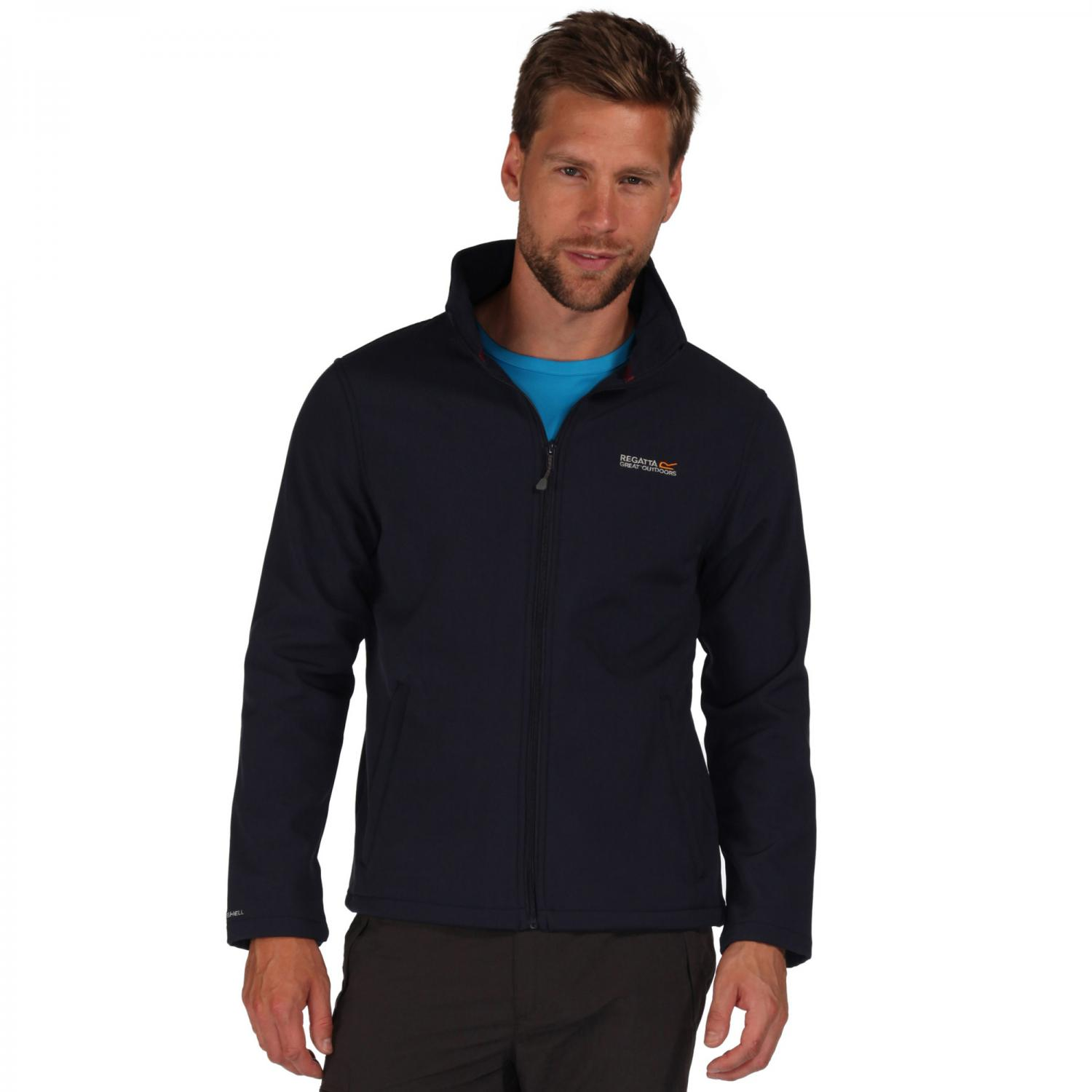 Cera III Softshell Jacket Navy