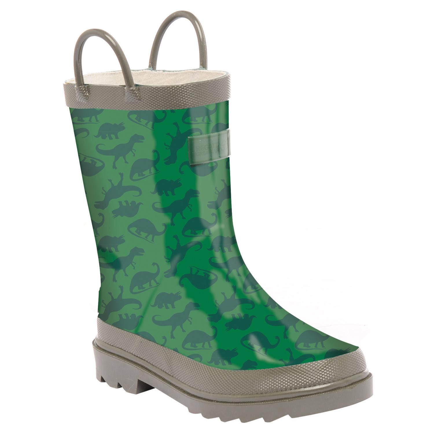 Minnow Junior Wellington Boot High lndigo Ivy