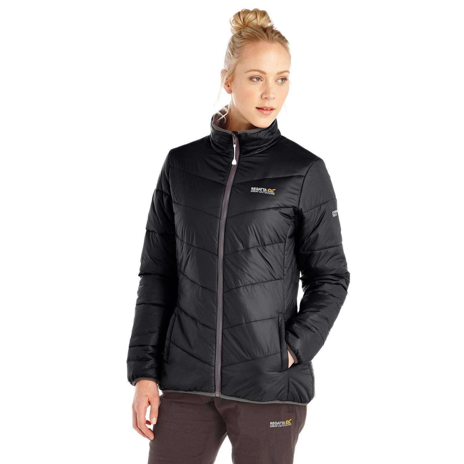 Womens Icebound Jacket Black
