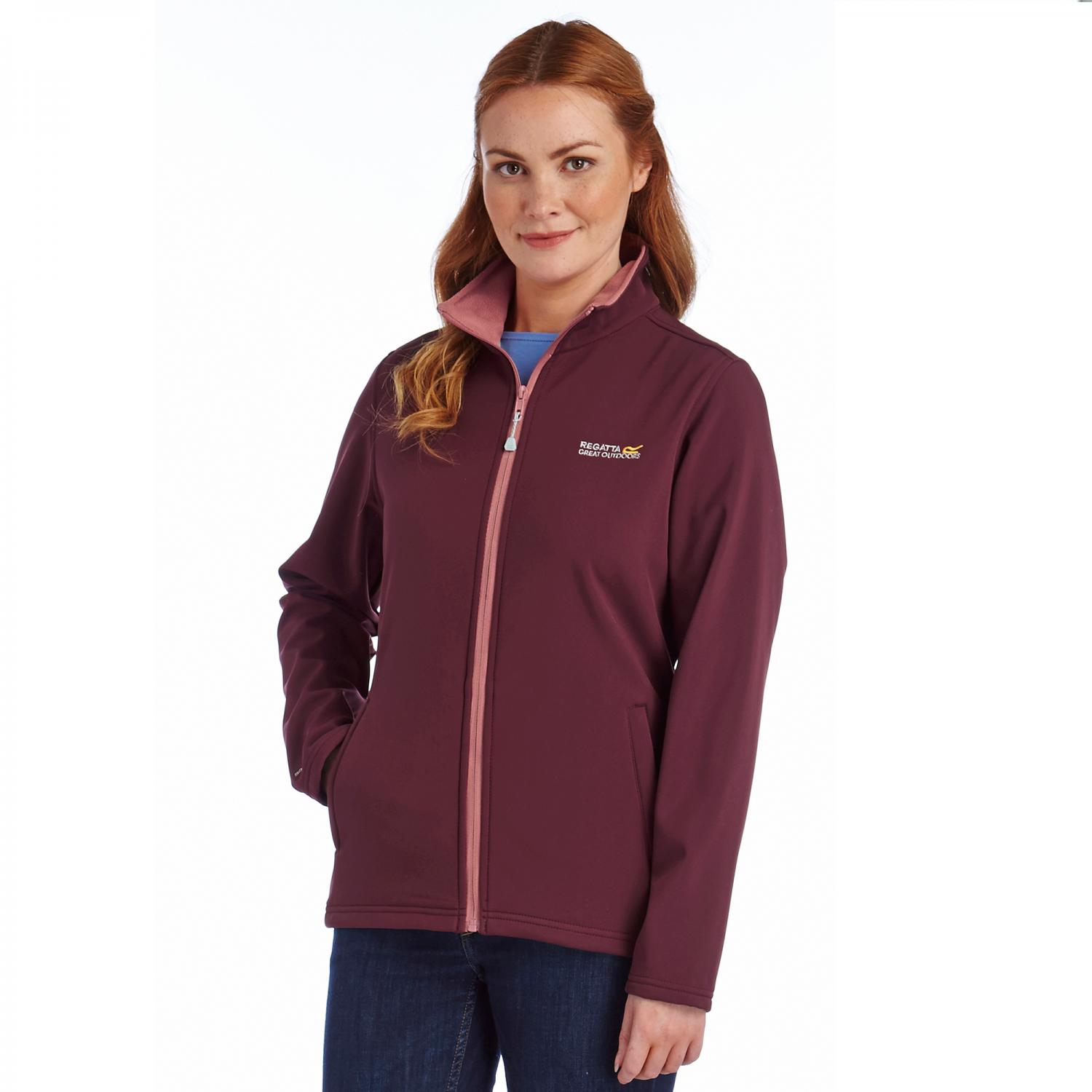 Connie III Softshell Jacket Fig