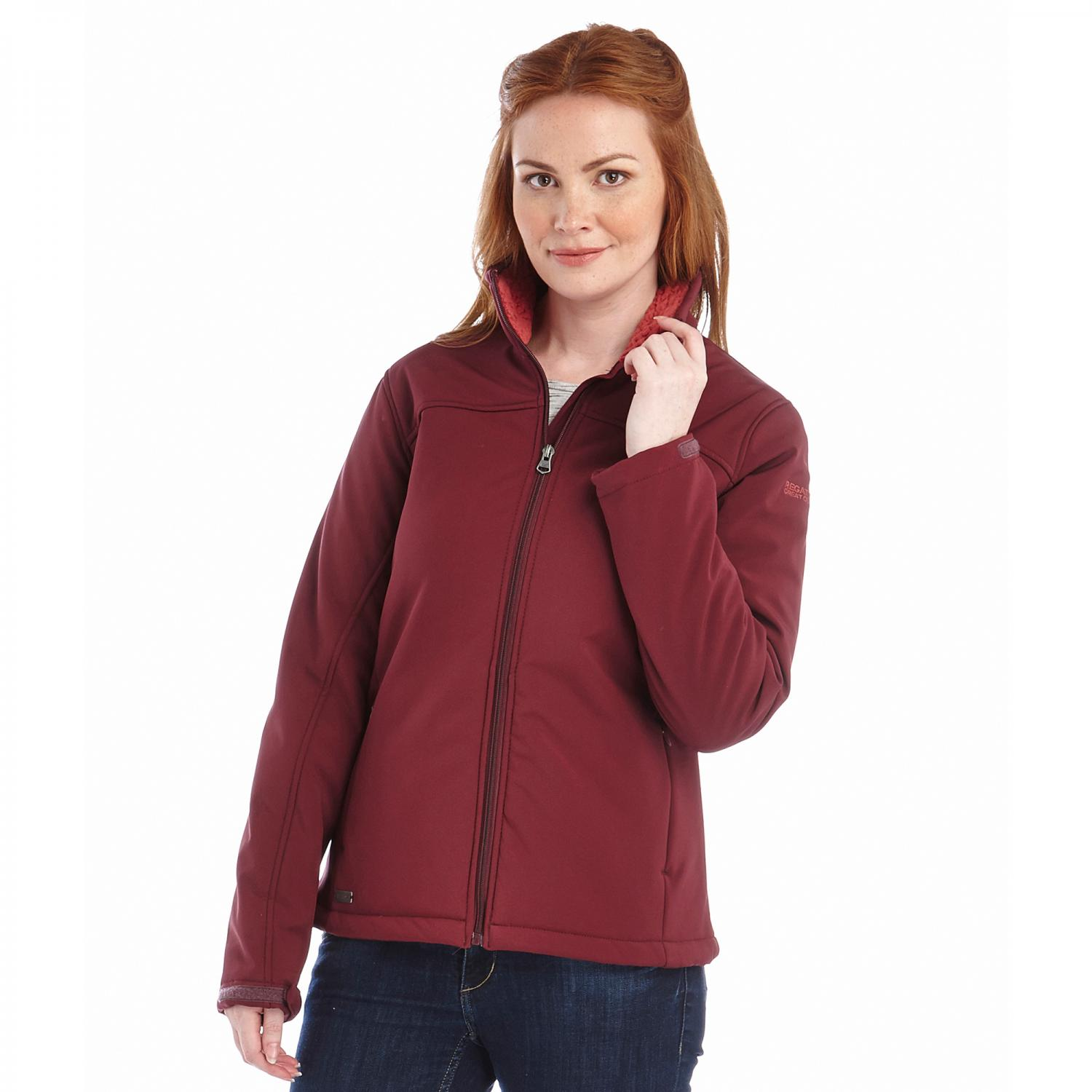 Tulsie Softshell Jacket Fig