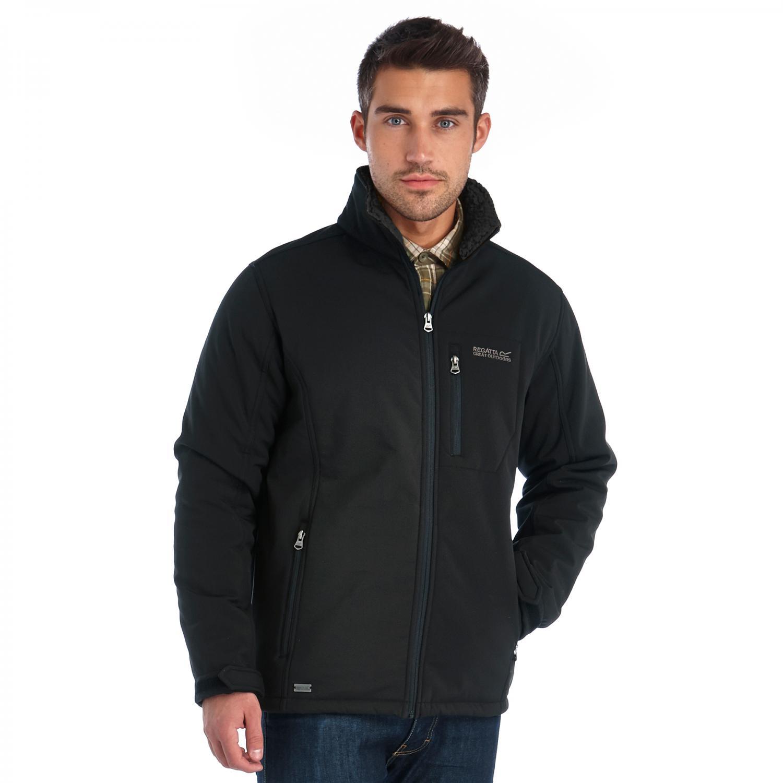Cato III Softshell Jacket Black