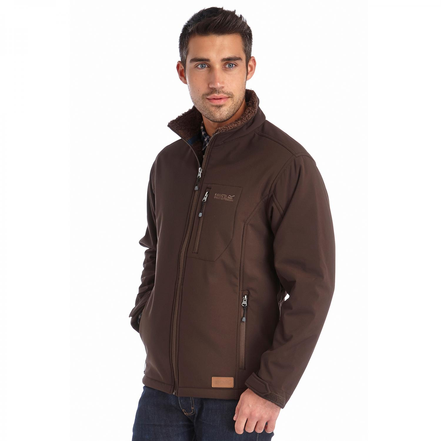 Cato III Softshell Jacket Peat