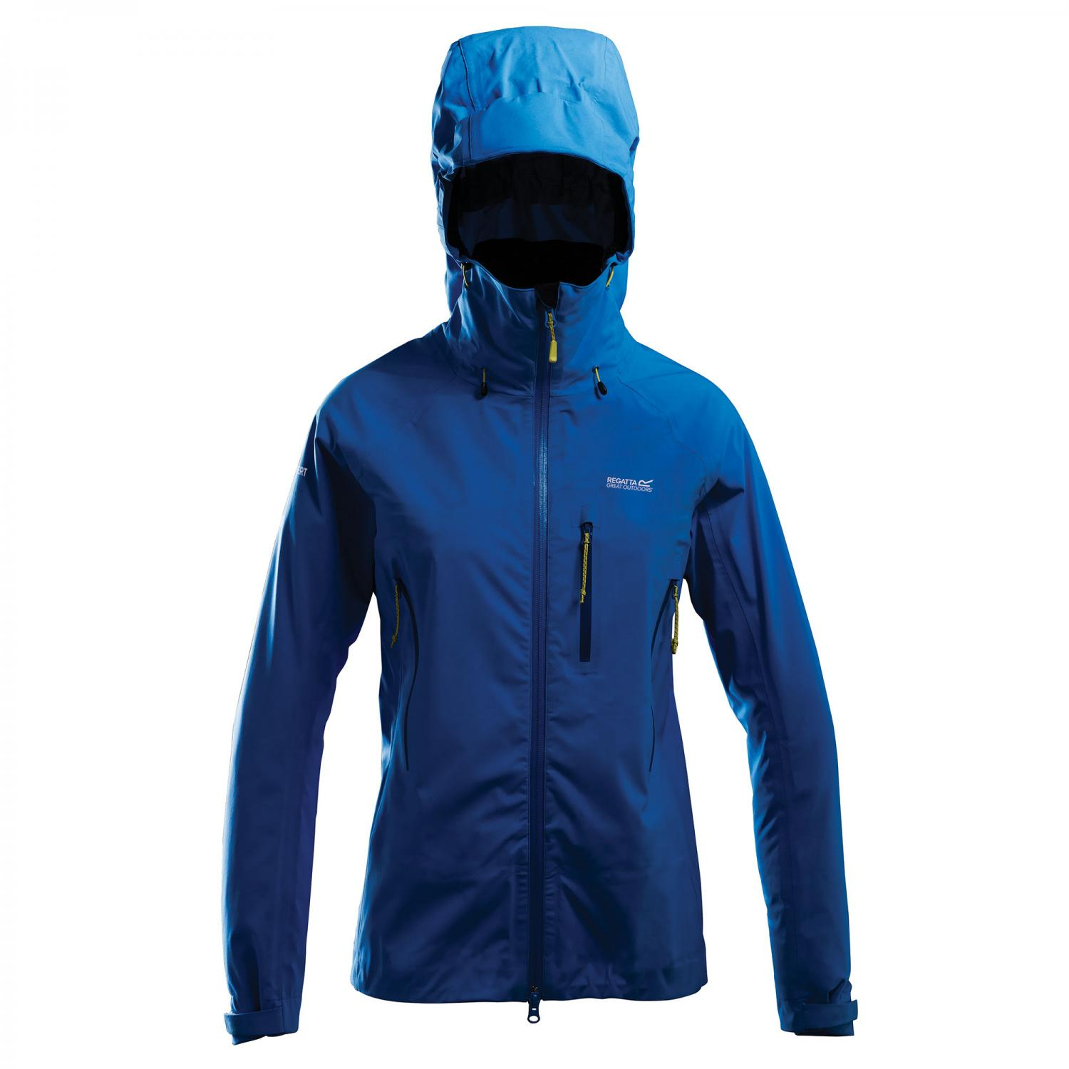Womens Trinity Jacket French Blue