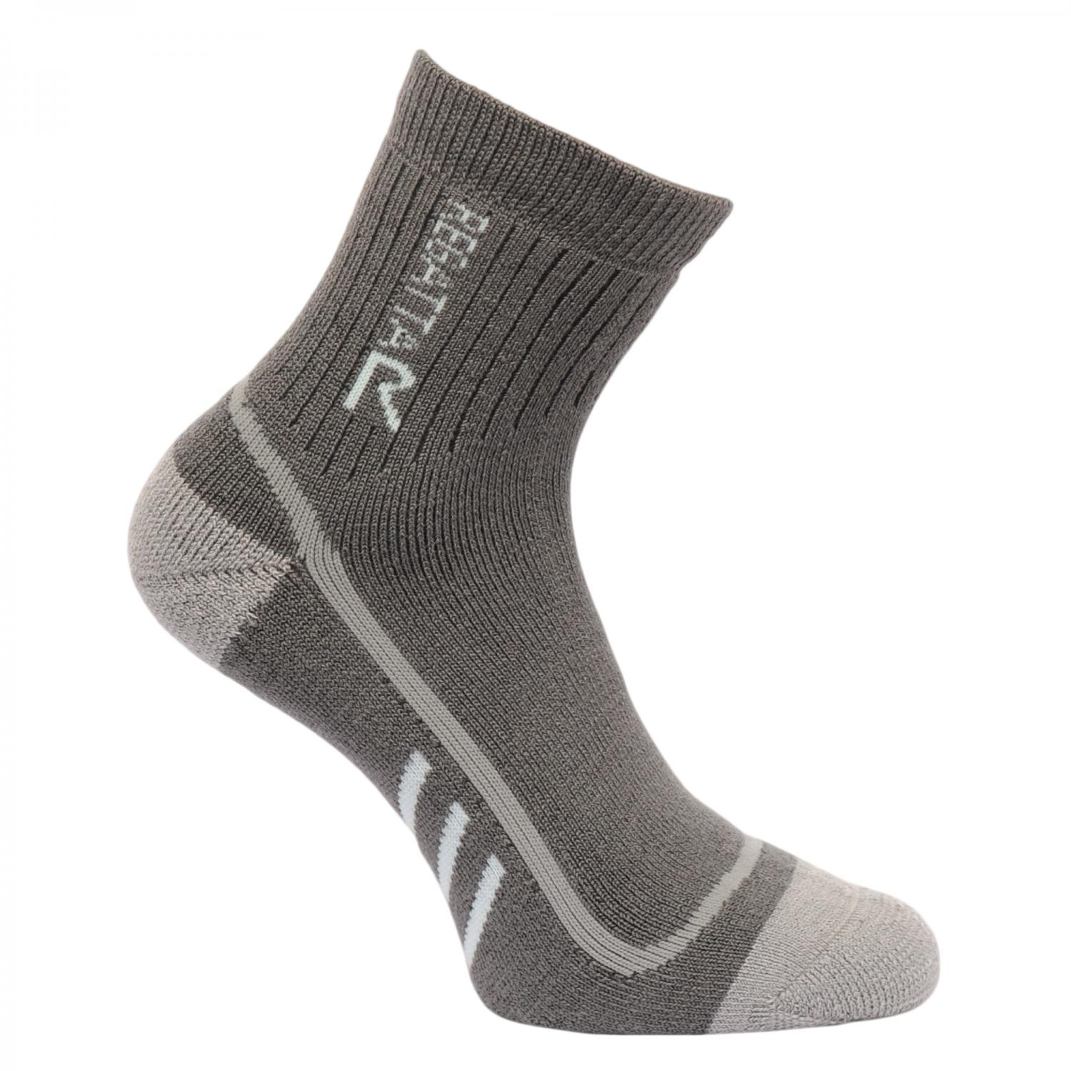Womens 3 Season Heavyweight Trek and Trail Socks Granite Yucca