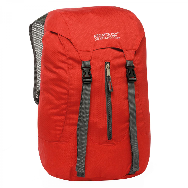 Easypack II Packaway 25 Litre Rucksack Red Alert