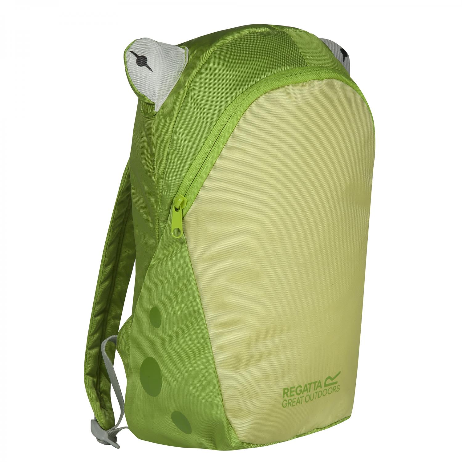 Kids Zephyr Day Pack Frog Green