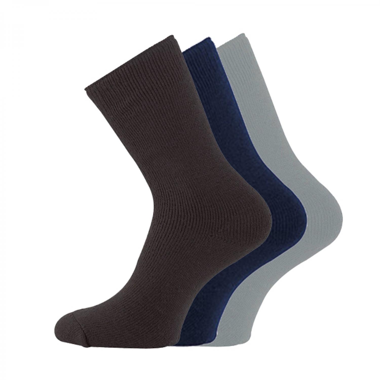 Thermal Socks - 1 Pair Assorted Plain