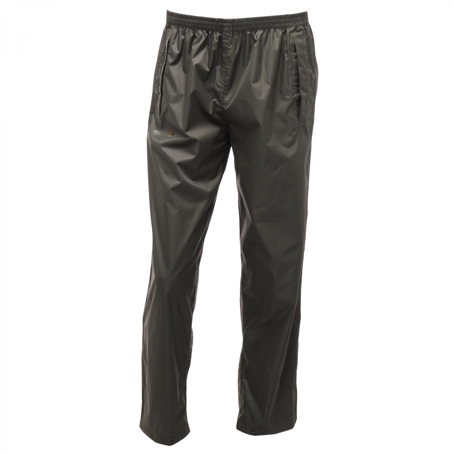 Mens Pack It Overtrousers Bayleaf