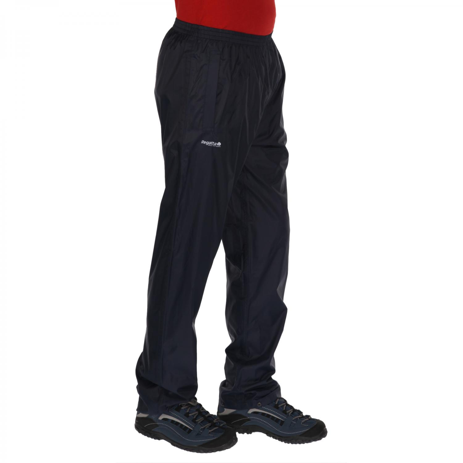 Mens Pack It Overtrousers Navy