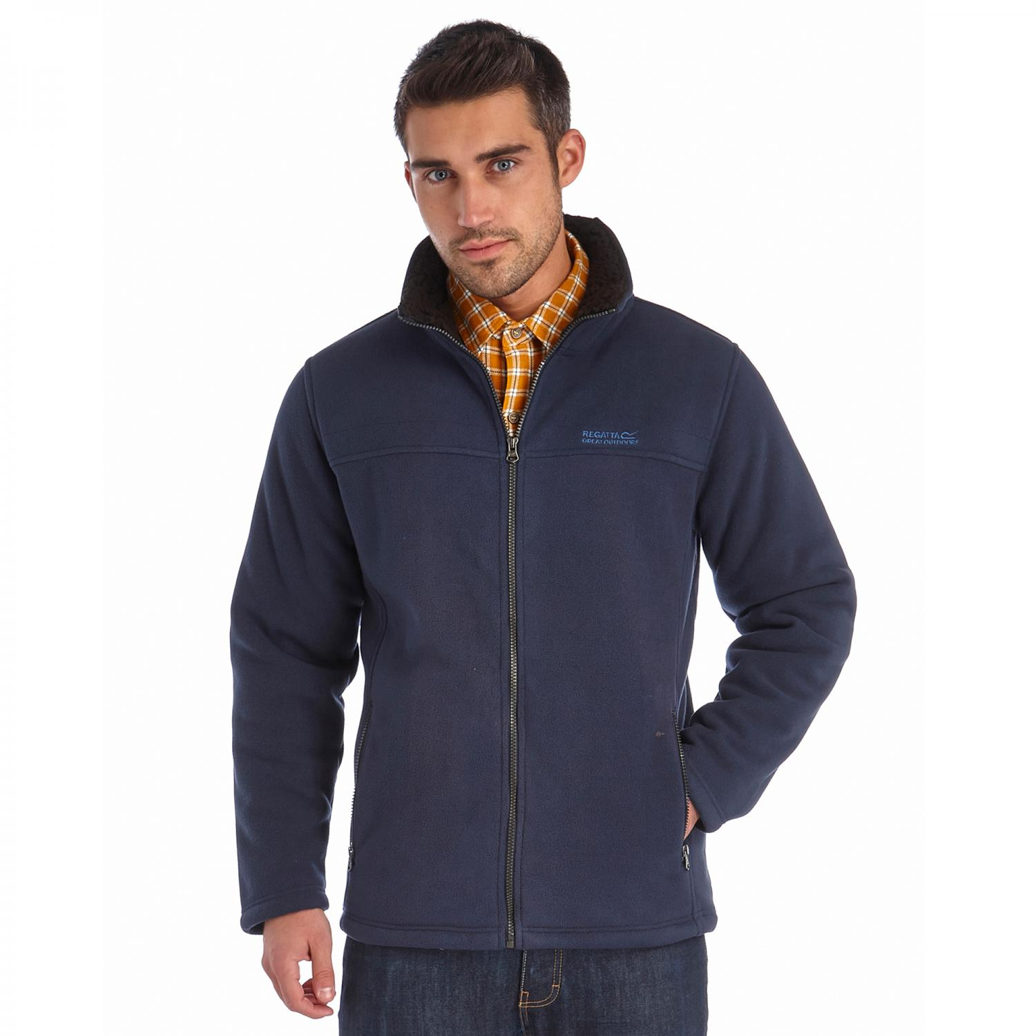 Grove Fleece Navy