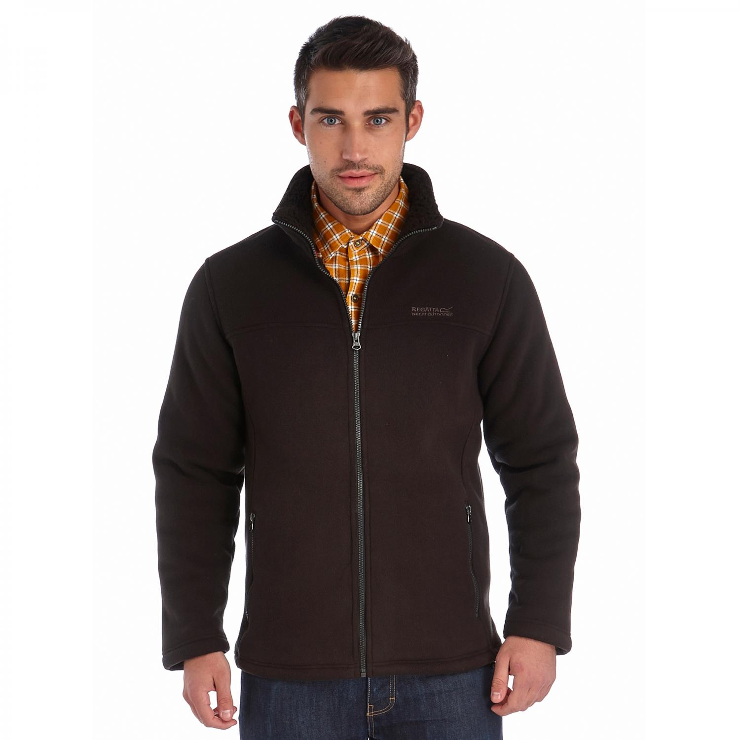 Grove Fleece Black