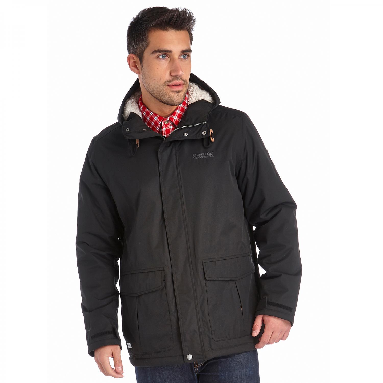 Sternway Jacket Black