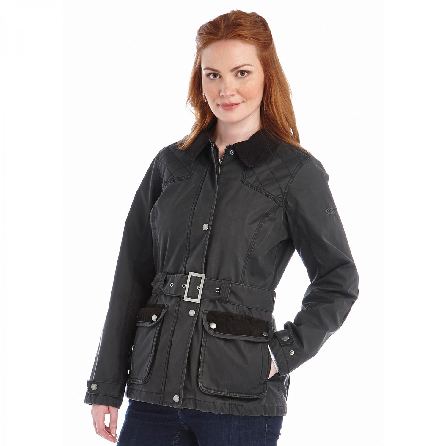 Myriam Jacket Black