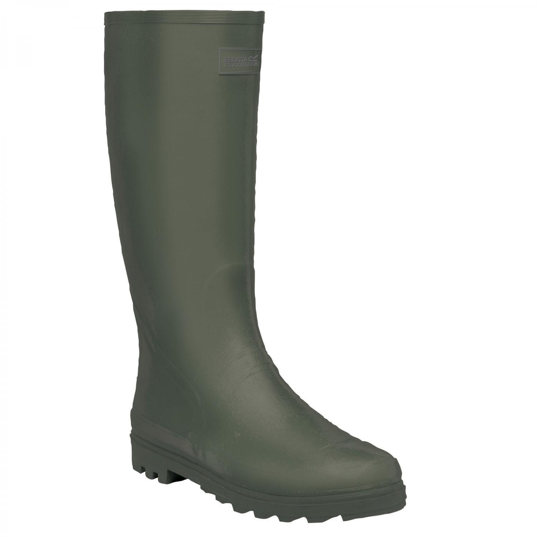 Mumford Wellington Boots Dark Olive