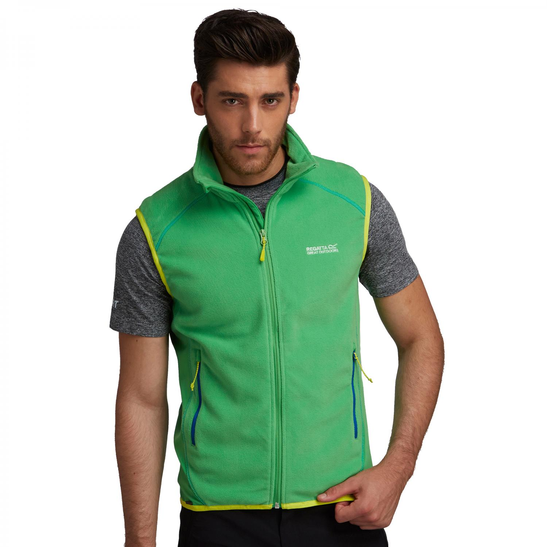 Runout Bodywarmer Fairway Green