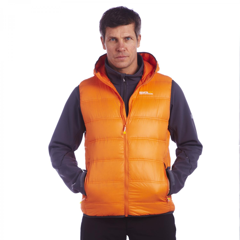 Summitsphere Bodywarmer Jaffa Orange