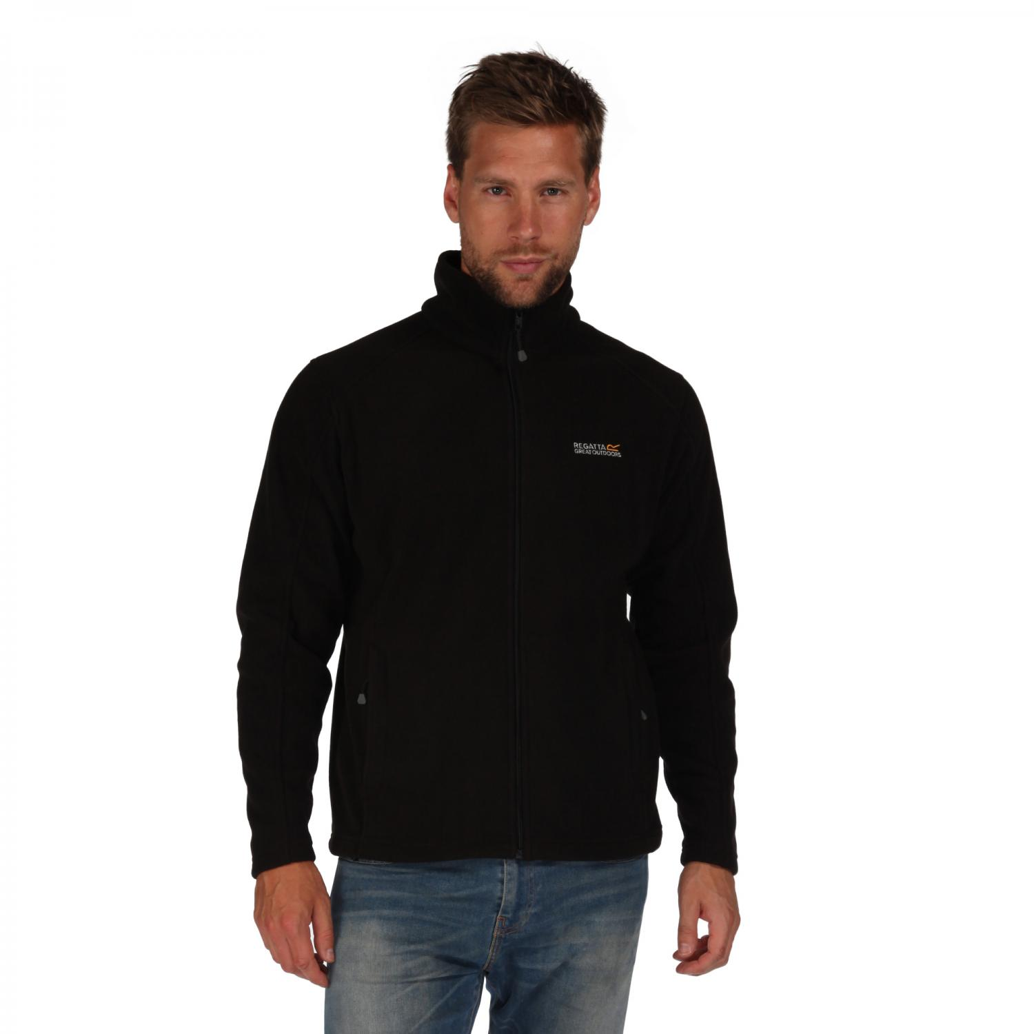 Hedman II Fleece Black Black