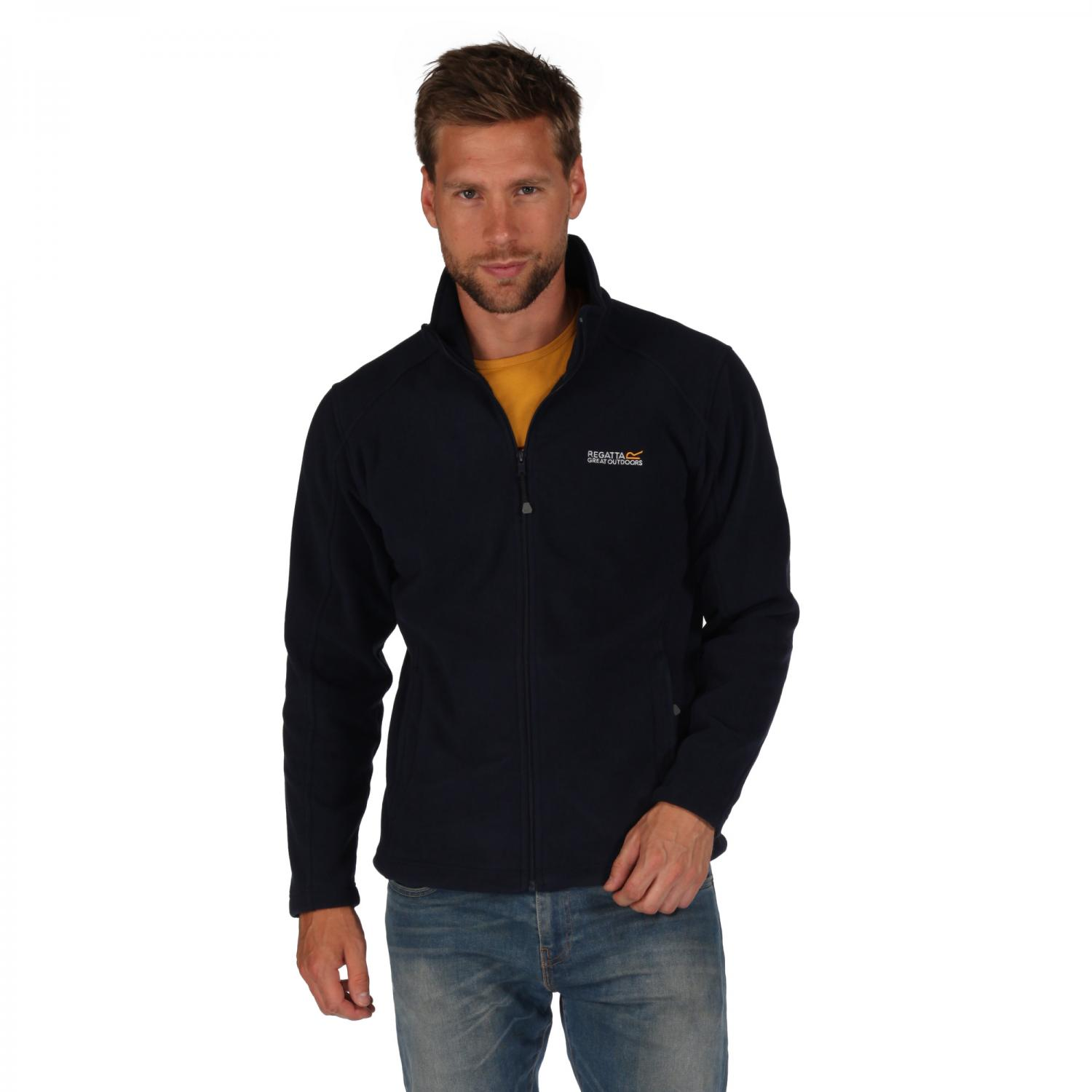 Hedman II Fleece Navy Navy