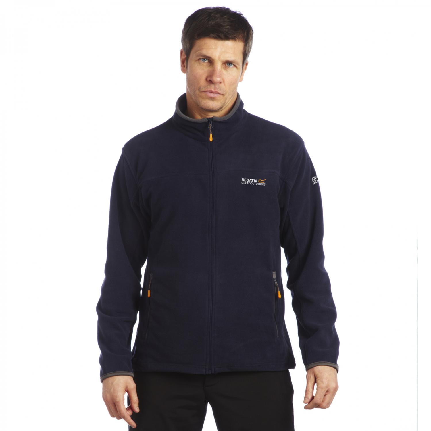 Stanton II Fleece Navy Seal Grey