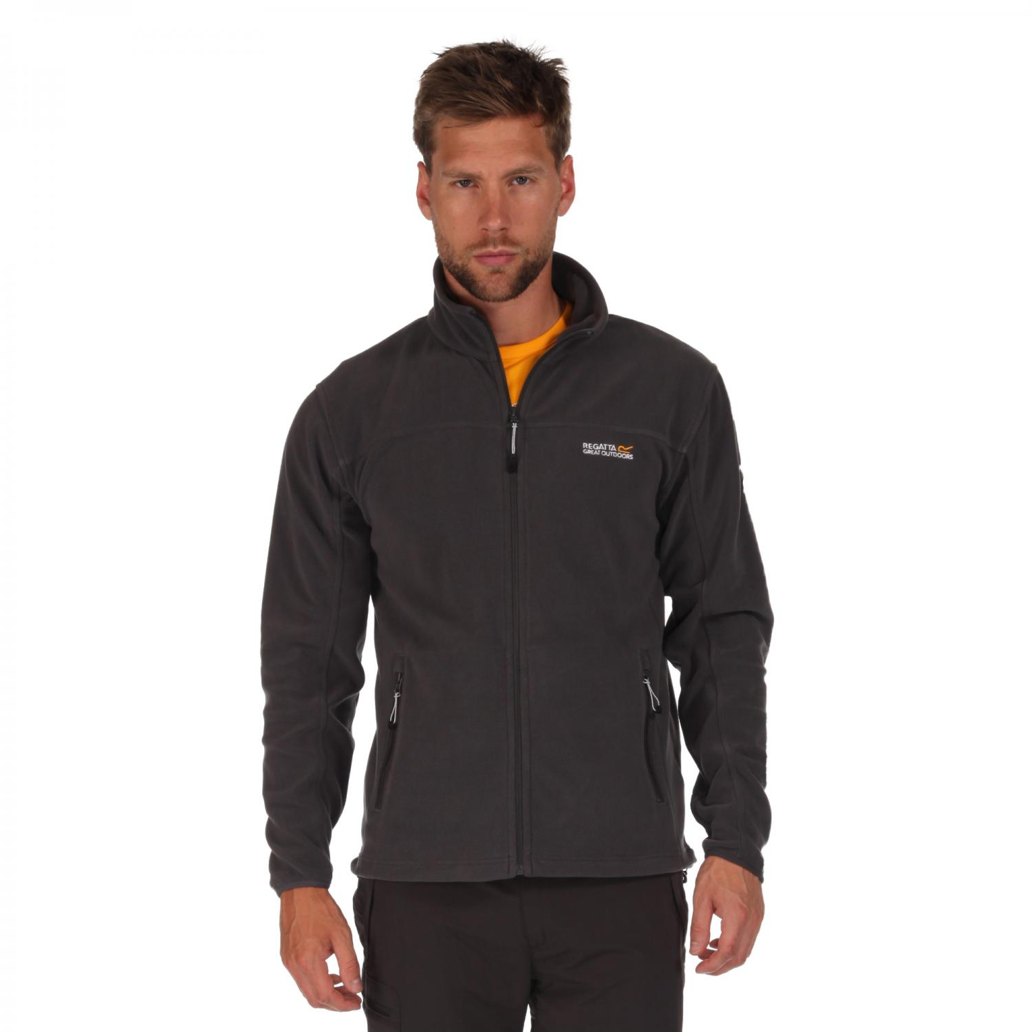 Stanton II Fleece Seal Grey