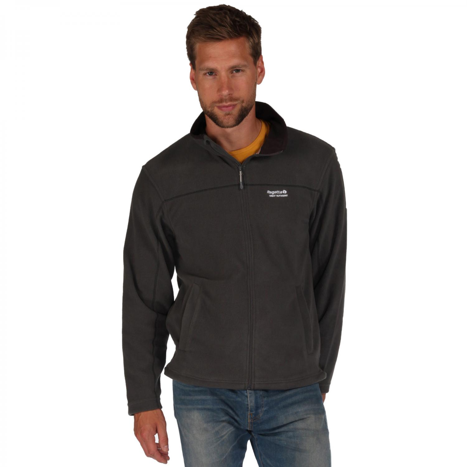 Fairview Fleece Seal Grey