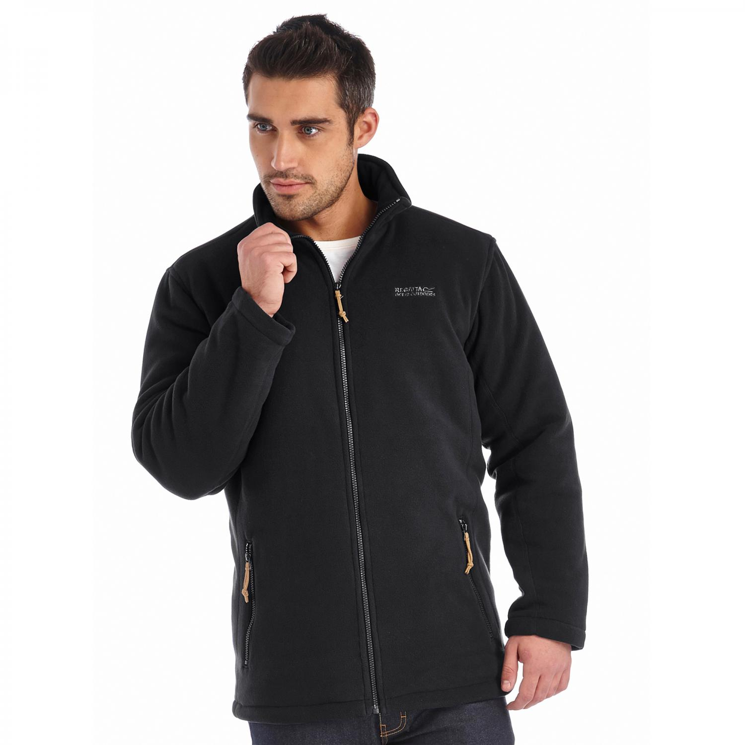 Alfred Fleece Black