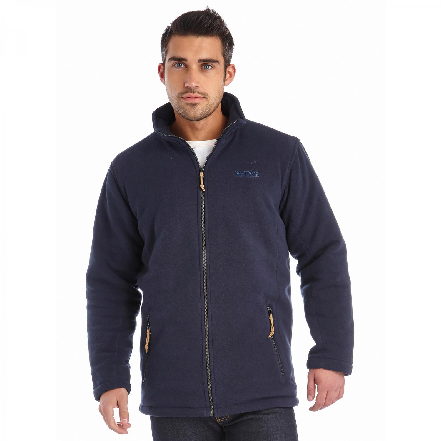 Alfred Fleece Navy