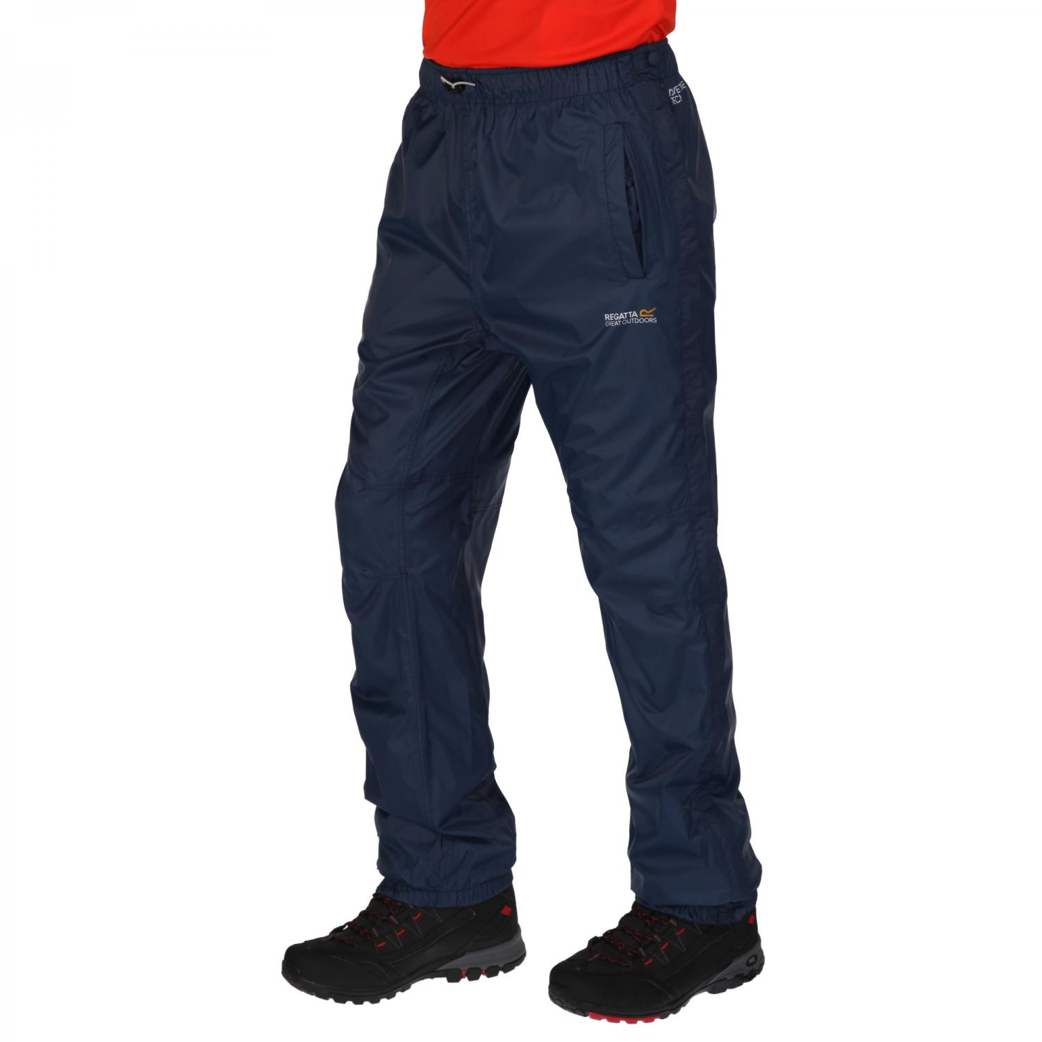 Active Packaway Overtrousers II Midnight