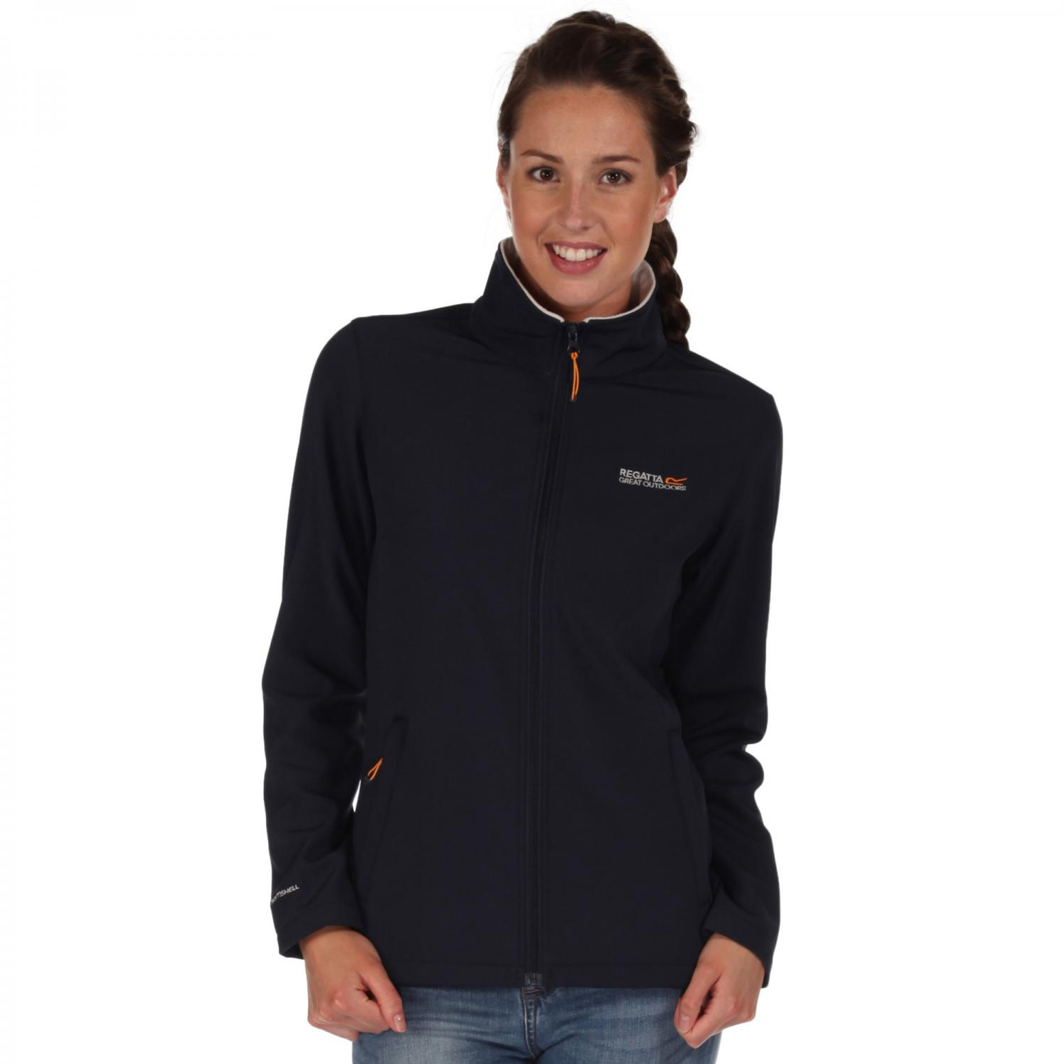 Connie III Softshell Jacket Navy