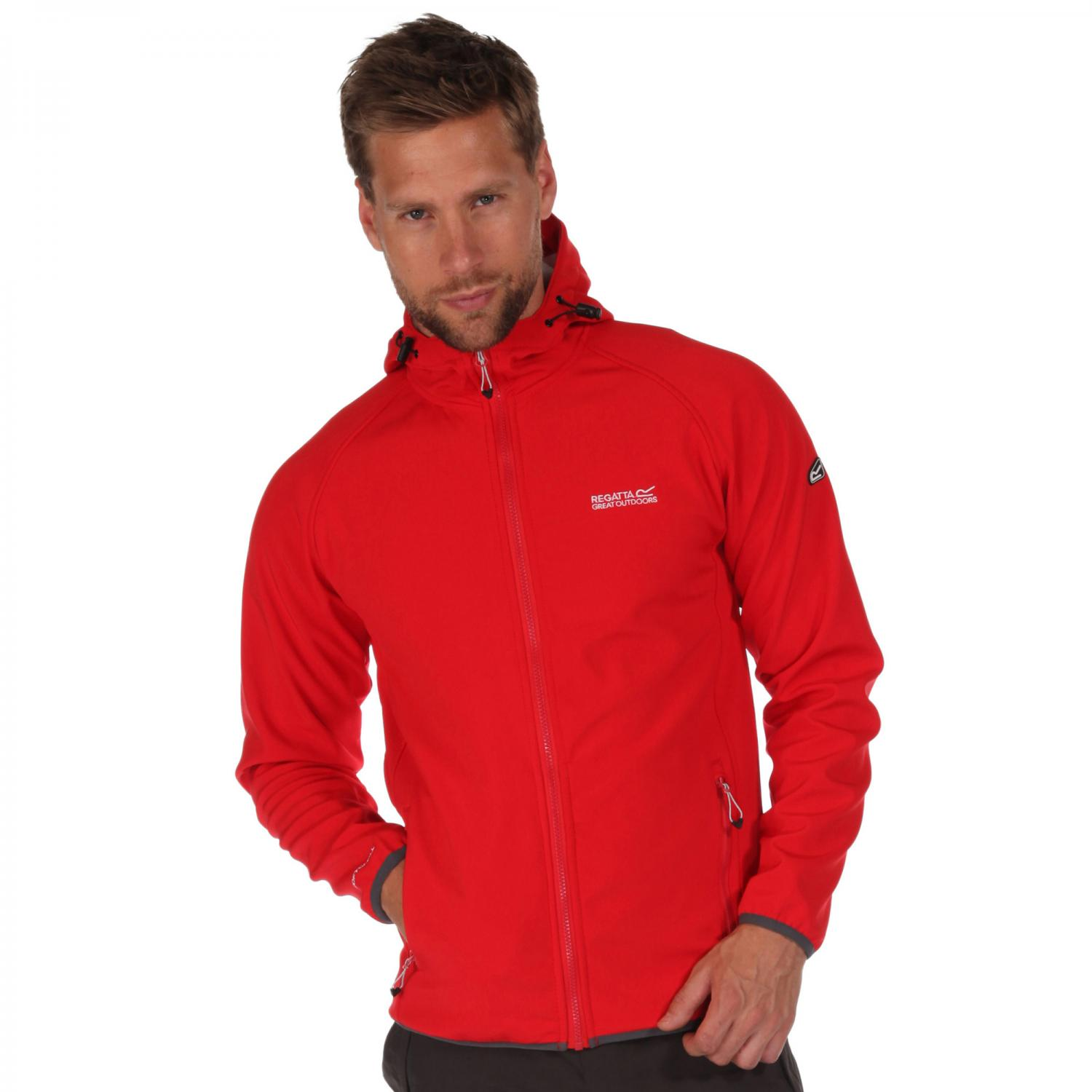 Arec Softshell Jacket Pepper