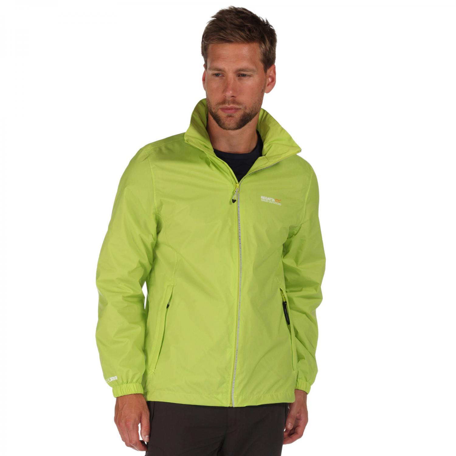 Lyle III Jacket Lime Zest