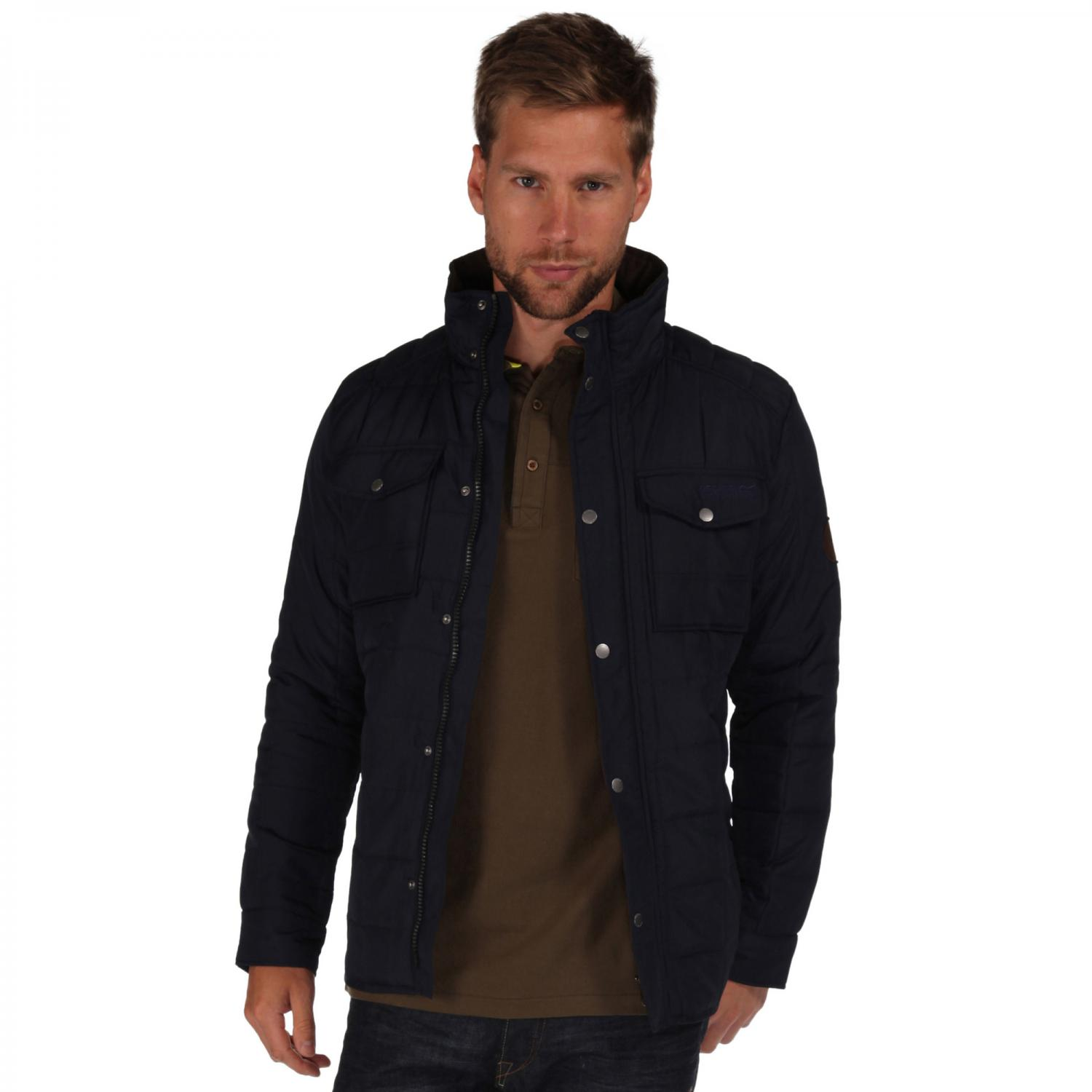 Leader Jacket Navy