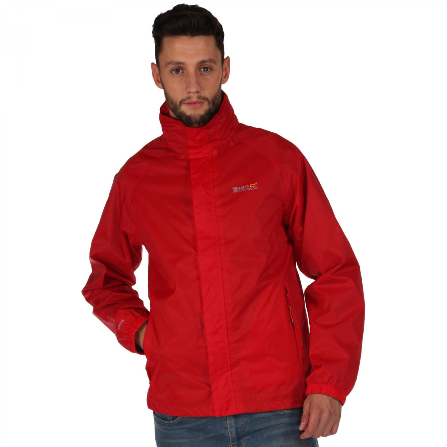 Magnitude IV Jacket Pepper