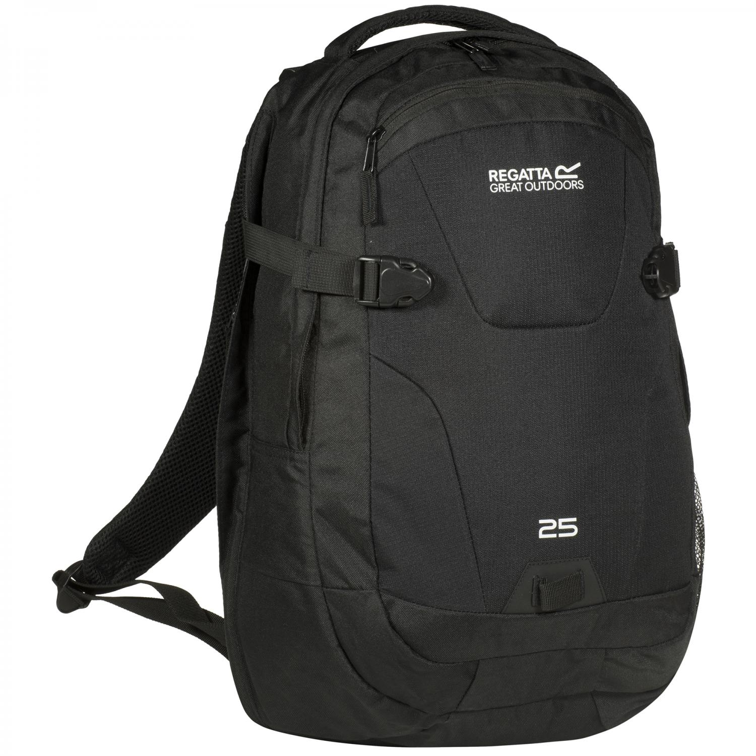 Paladen 25 Litre Laptop Backpack Black