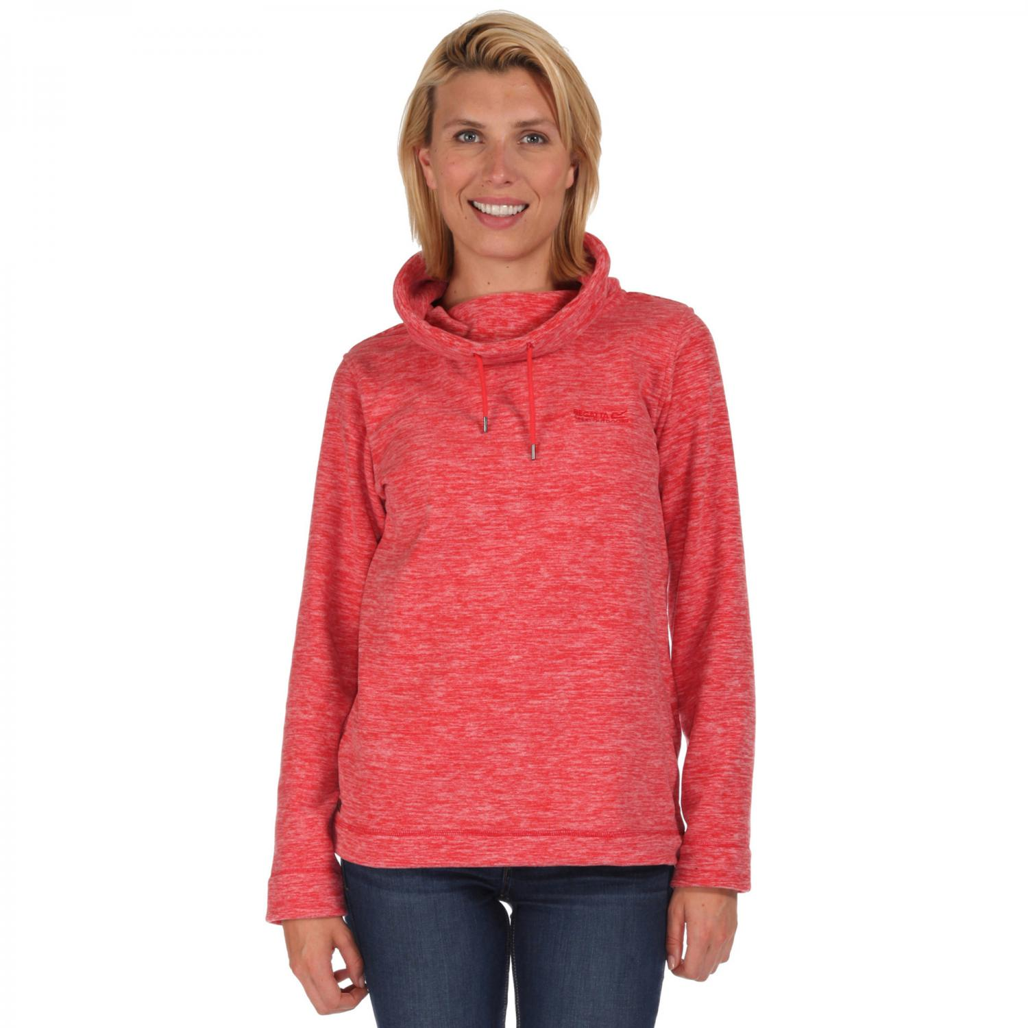 Cattana Fleece Coral Blush